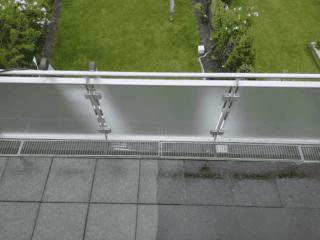 Terrassenreinigung Balkonreinigung
